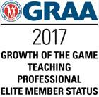 GRAA Growth of the Game Elite Member Status