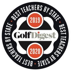 Golf Digest's Best Teacher in State 19-20